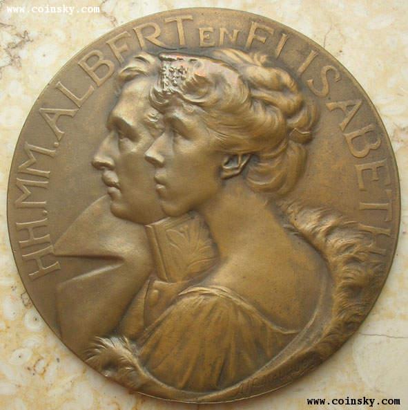 堂--钱币商城--西方之星--查看1918年比利时一