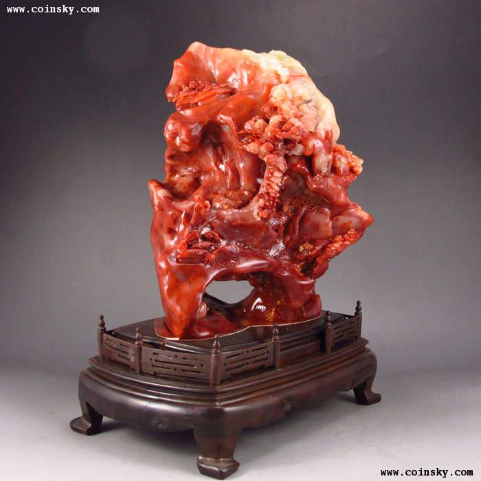 芙蓉石精美雕刻    23 - h_x_y_123456 - 何晓昱的艺术博客