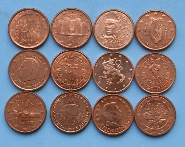 钱币天堂--钱币商城--紫色小花*外币馆--查看欧元区-1