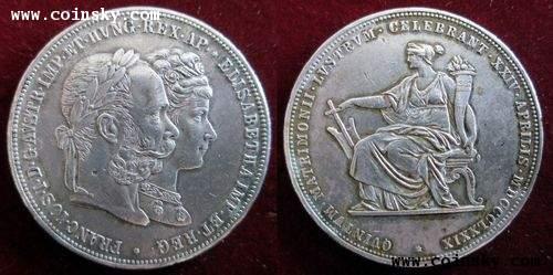 00 70 / 0 2014-05-17 14:03 奥地利2002年斐迪南一世-20欧元银币带盒图片