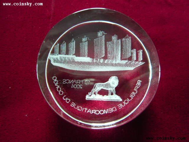 天堂--钱币商城--【海宁潮】钱币店--查看刚果2