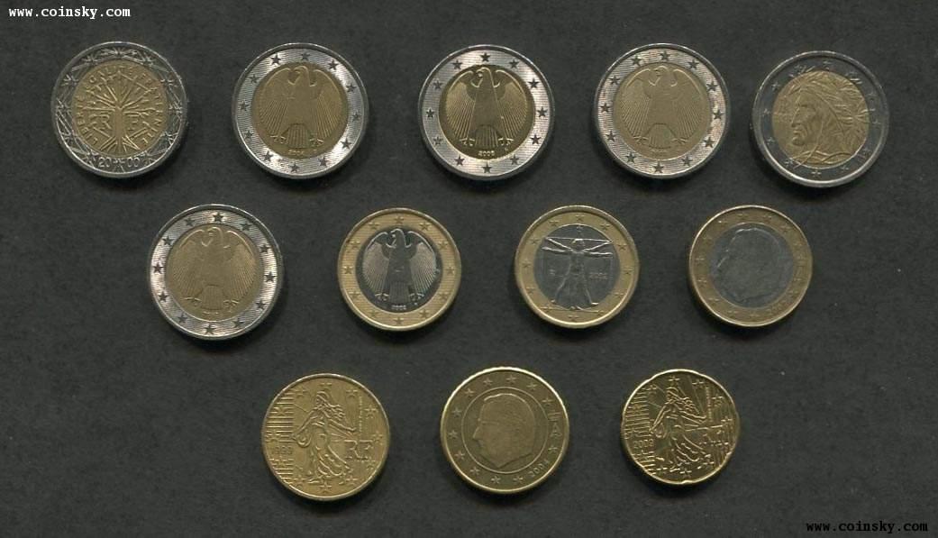 德国红灯区6 欧元 双金属代用币(2) 详细 欧元硬币 图片 95.jpg 图片