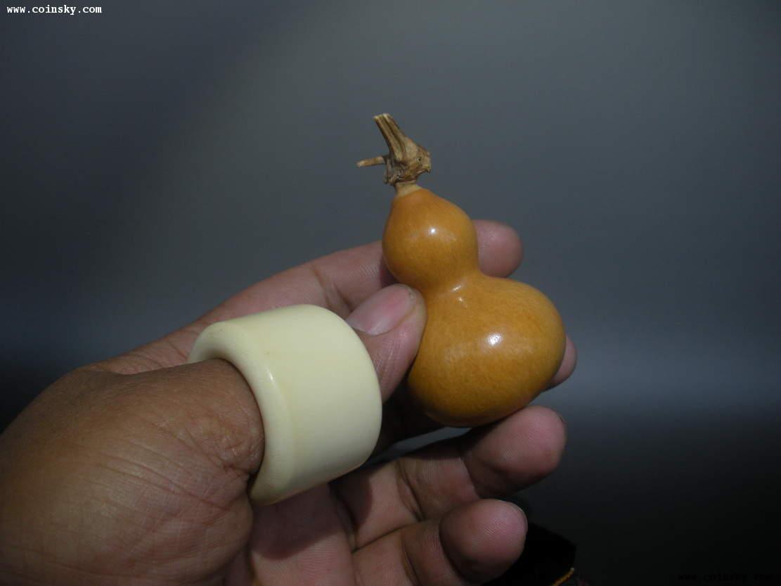 文玩葫芦变色过程图