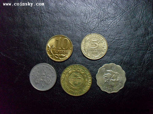 各国一元硬币图片图片展示_各国一元硬币图片相关 ...