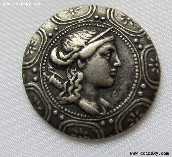 古希腊马其顿王国/狩猎和月亮女神阿尔特密斯