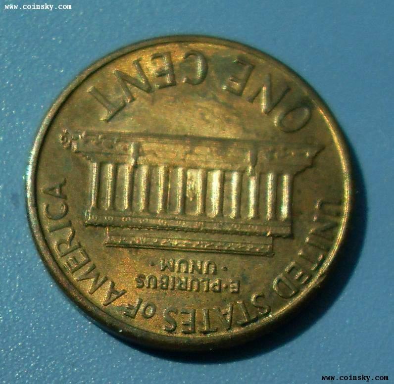 美国钱币图片大全 美国50州25美分纪念币 钱币交图片