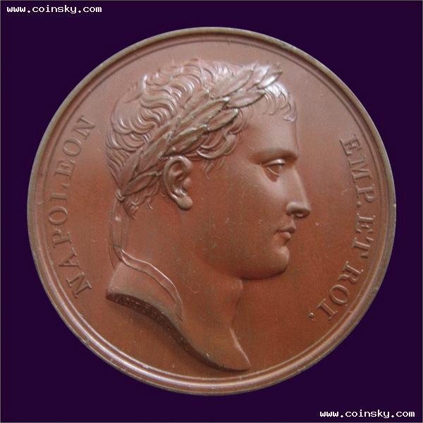 银女论坛_发 几枚精美的 拿破仑时期原铸纪念老铜章 - 国家博物馆(Musée du ...
