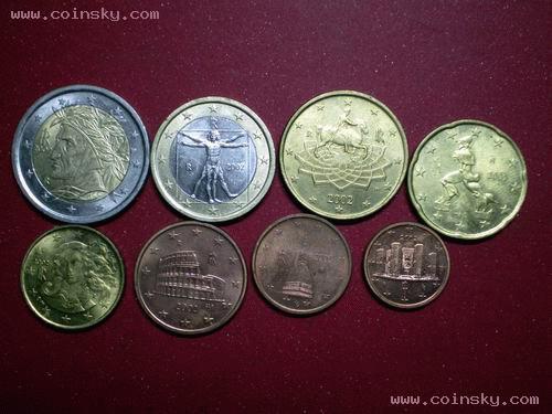 意大利 欧元_意大利欧元汇率图片
