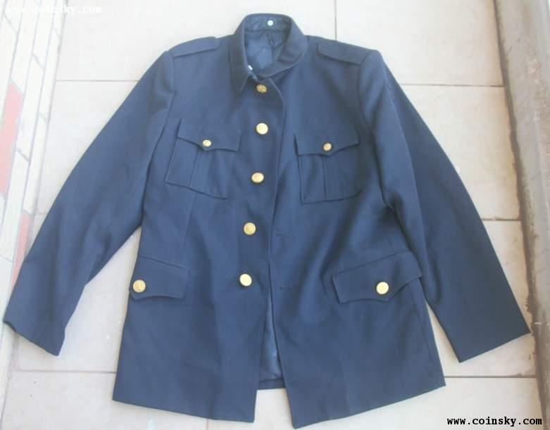 零七海军士官冬常服图片